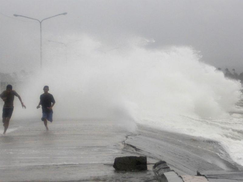 Tufão Hagupit, Filipinas (Lusa)