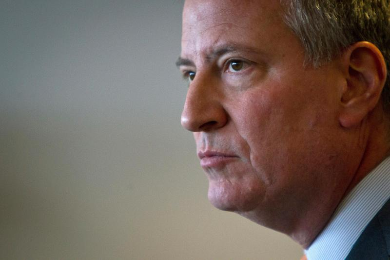 Bill de Blasio (Reuters)