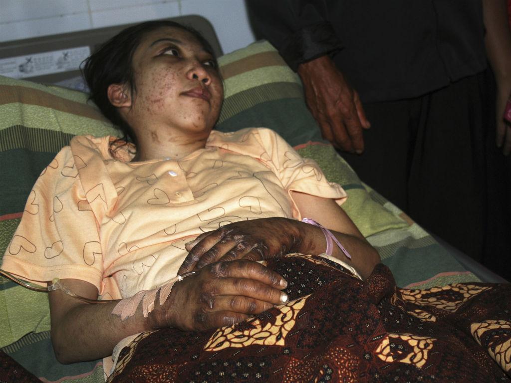 Erwiana Sulistyaningsih, empregada doméstica indonésia