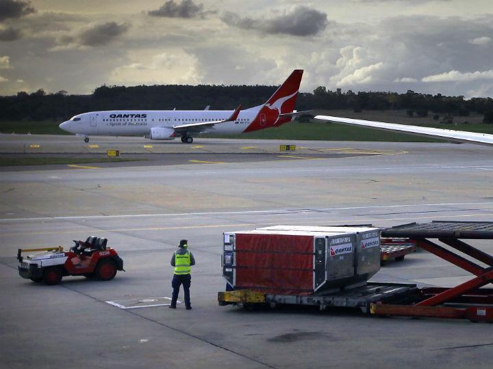 Qantas (REUTERS)