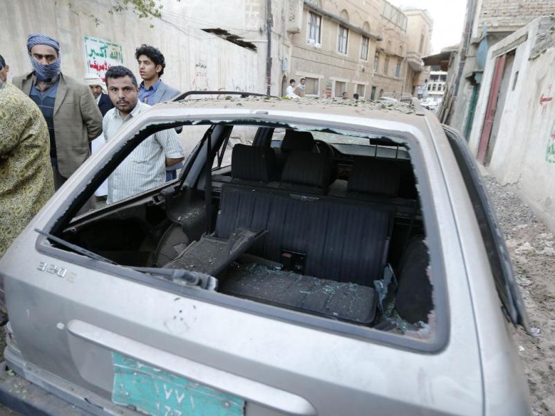 Carro-bomba explode no Iémen (REUTERS)