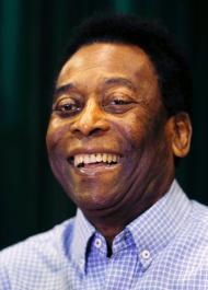 Pelé (REUTERS/ Paulo Whitaker)