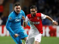 Monaco-Zenit (EPA/ Sebastien Nogier)