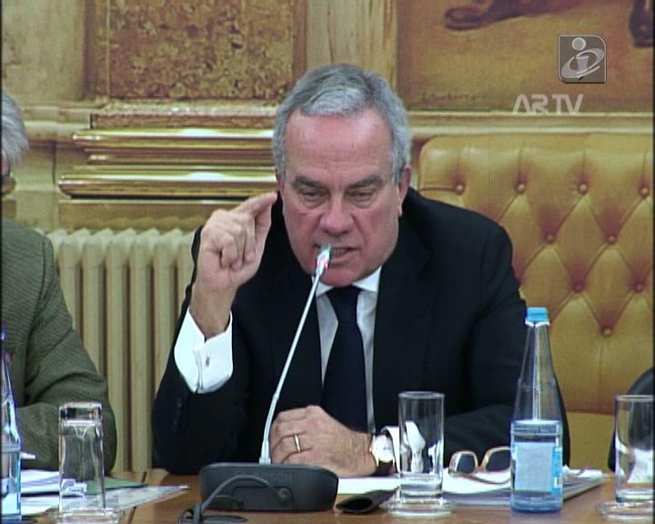 José Maria Ricciardi culpa acionistas do grupo pelo colapso do GES/BES