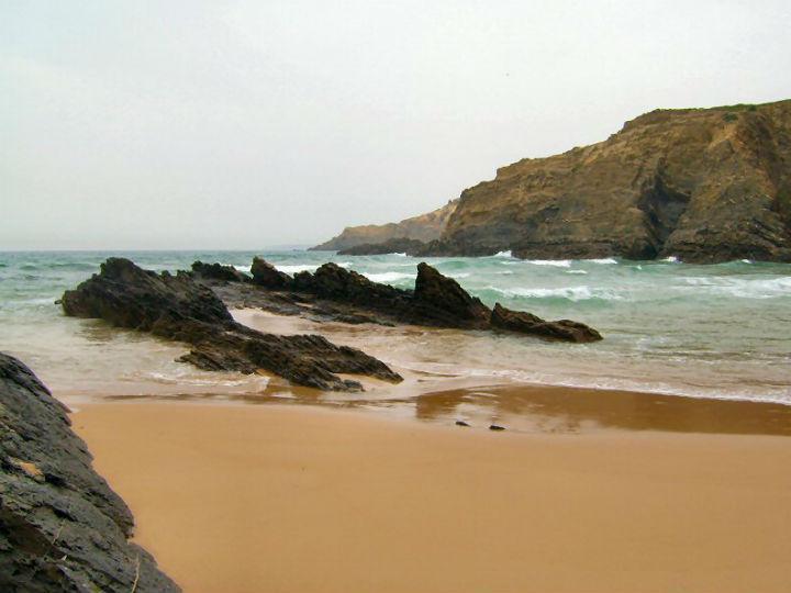 Praia do Carvalhal (DR)