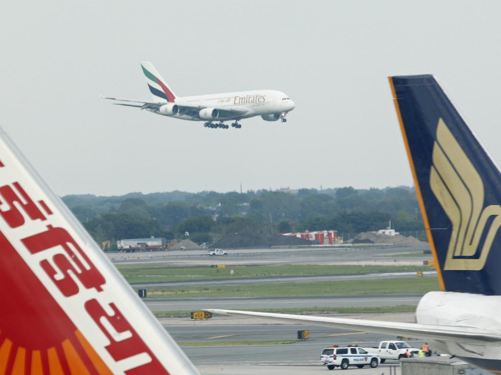 Emirates (Reuters)