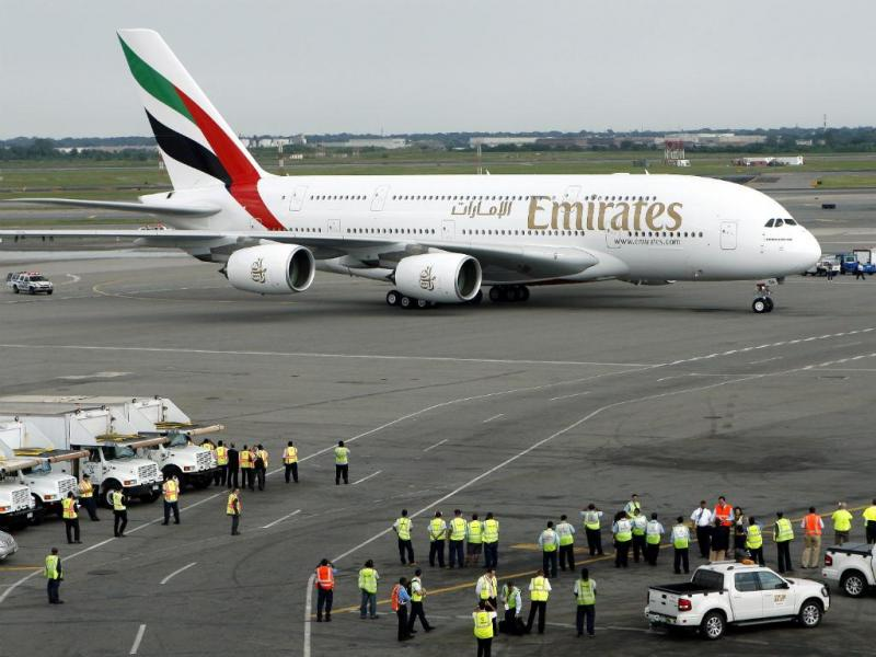 Emirates (Reuters)