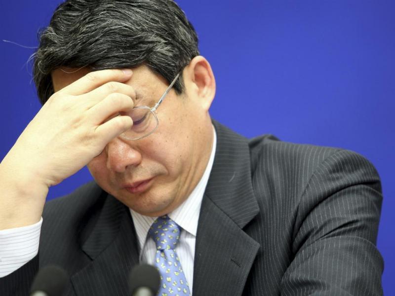 Liu Tienan [Reuters]