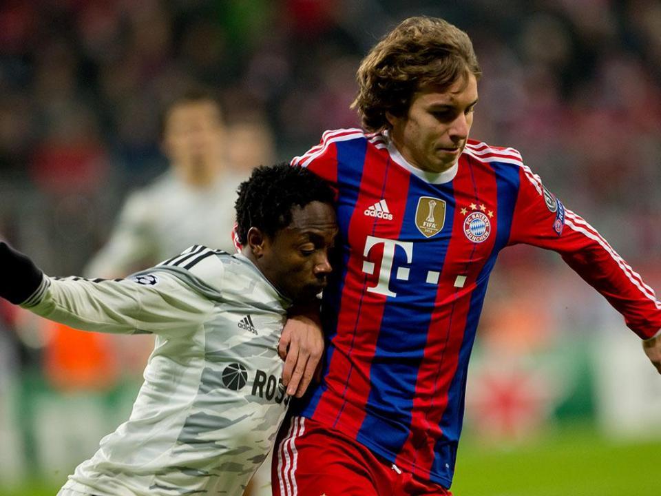 Transferências: Bayern Munique volta a emprestar Gaudino