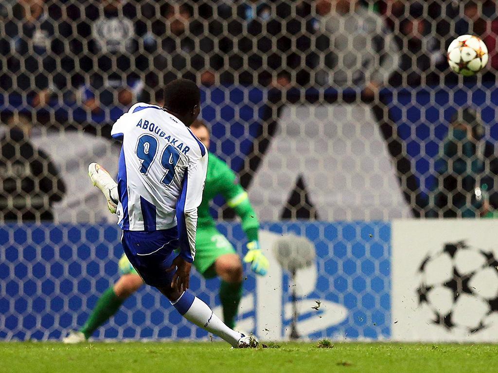 FC Porto-Shakhtar (LUSA/ José Coelho)