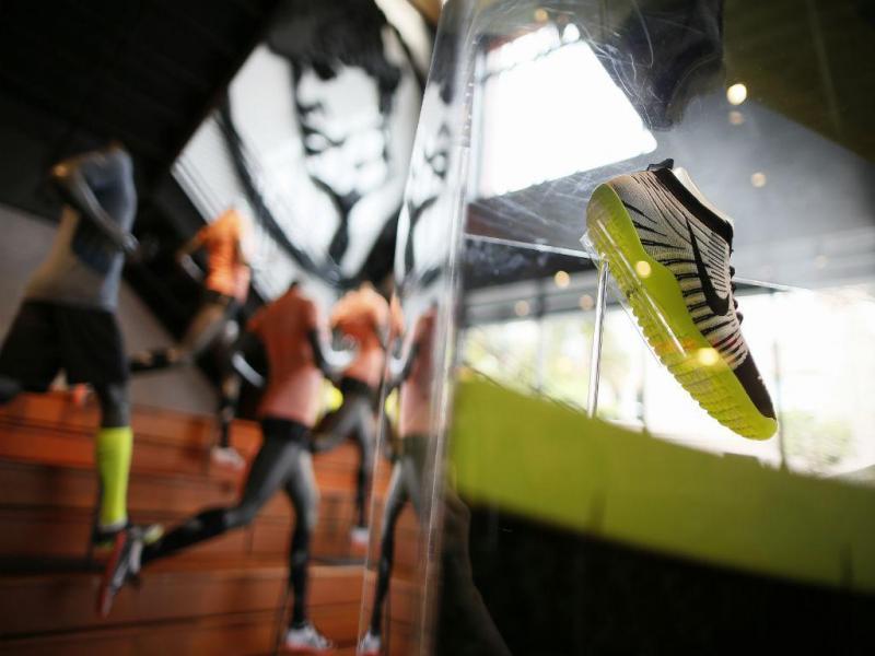 Loja da Nike em Santa Monica (REUTERS)