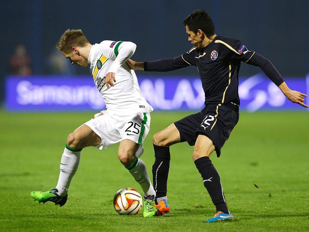 Liga Europa: Dinamo Zagreb vs Celtic (EPA)