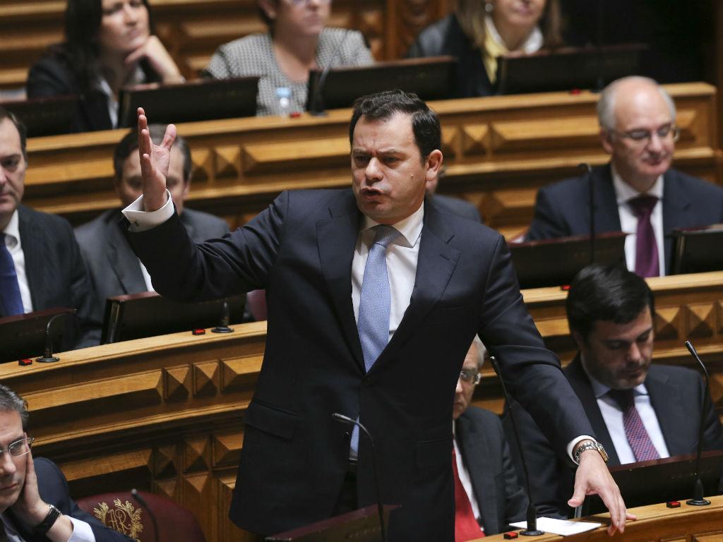 Luís Montenegro - Debate quinzenal (MIGUEL A. LOPES/LUSA)