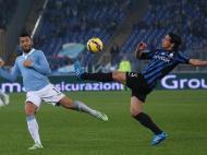 Lazio-Atalanta (EPA/ Alessandro di Meo)