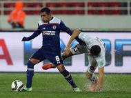 Wanderers FC-Cruz Azul (EPA/ Mohamed Messara)