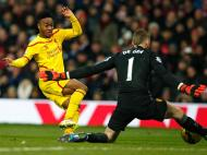 Manchester United-Liverpool (REUTERS/ Phil Noble )