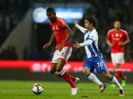 FC Porto-Benfica (LUSA/ José Coelho)