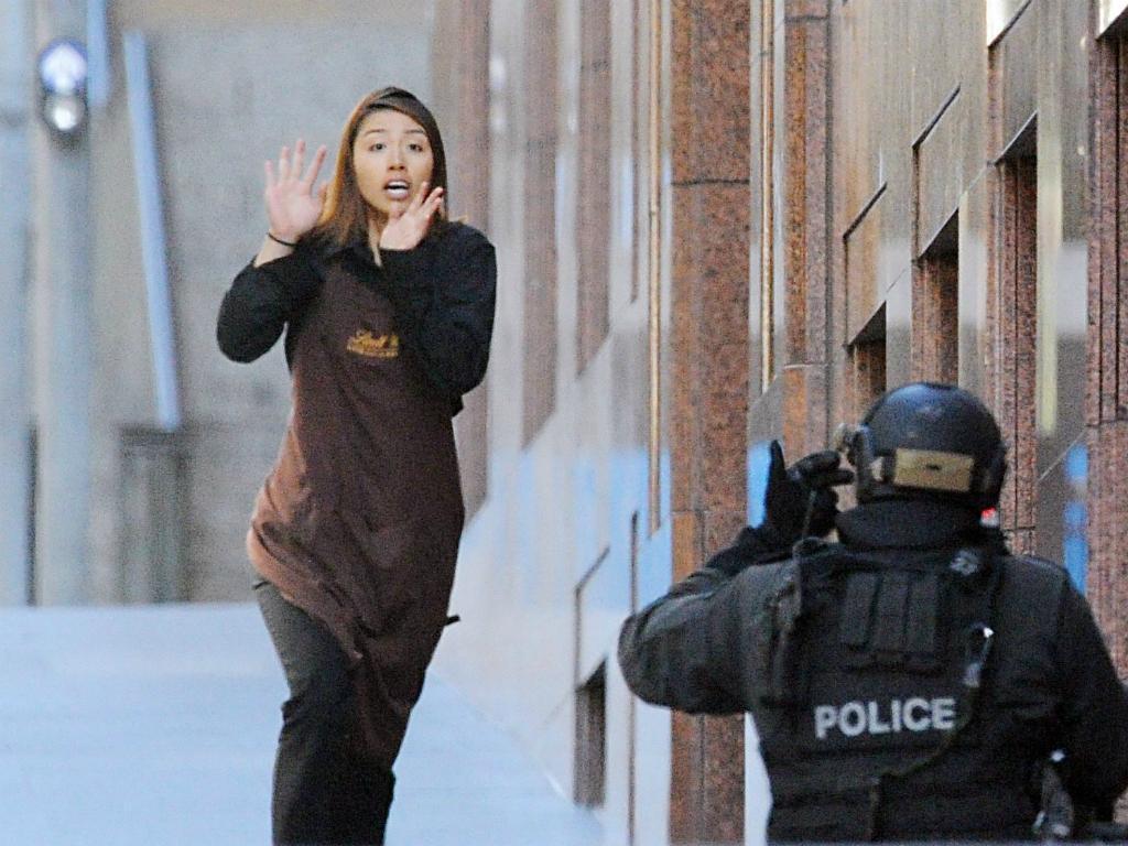 Sequestro em Sidney (Lusa/EPA)