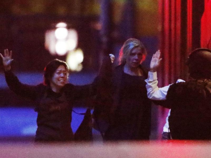 Fim do sequestro em Sidney (Reuters)
