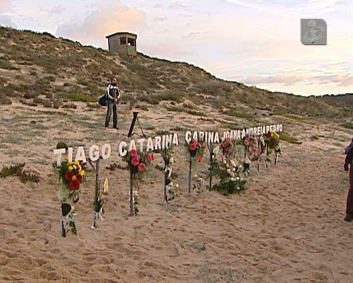 Meco: famílias assinalam primeiro aniversário da tragédia