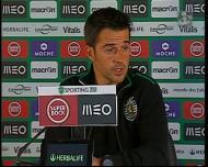 Marco Silva e o título: «É muito difícil»