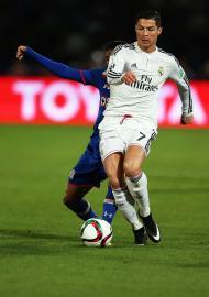 Cruz Azul-Real Madrid (EPA/ Khaled Elfiqi)