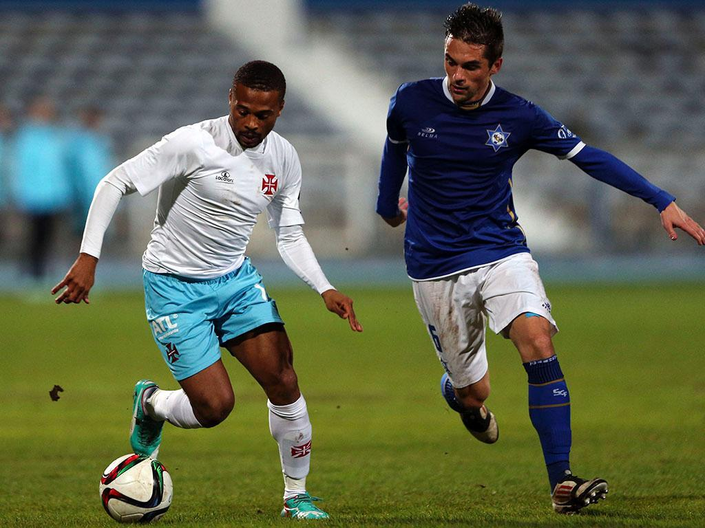 Belenenses-Freamunde (LUSA/ Miguel A Lopes)