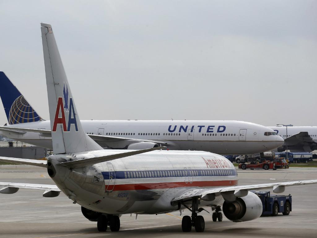 American Airlines [Reuters]