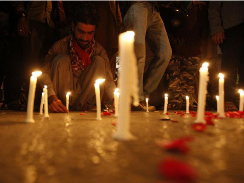 Atentado talibã a escola no Paquistão (Reuters)