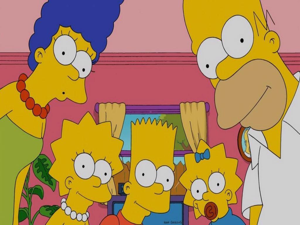 «Os Simpsons» (Reprodução/ Twiiter)