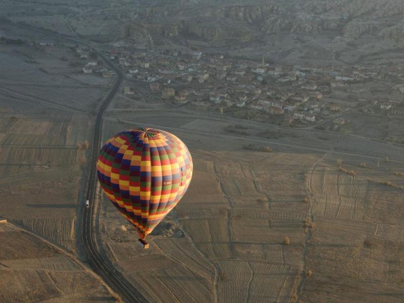 Balão de ar quente em Cappadocia, Turquia (Reuters)