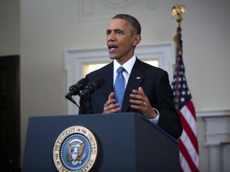 Barack Obama (EPA/Doug Mills)