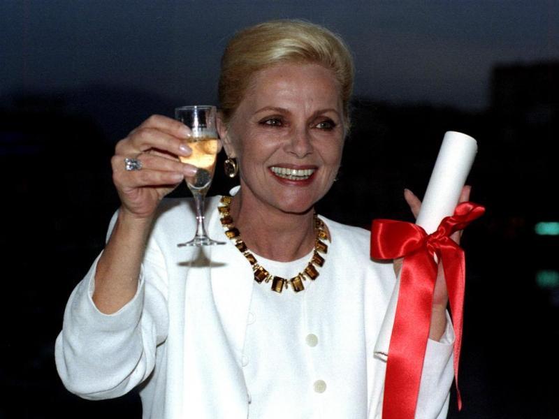 Virna Lisi (1994 - Reuters)