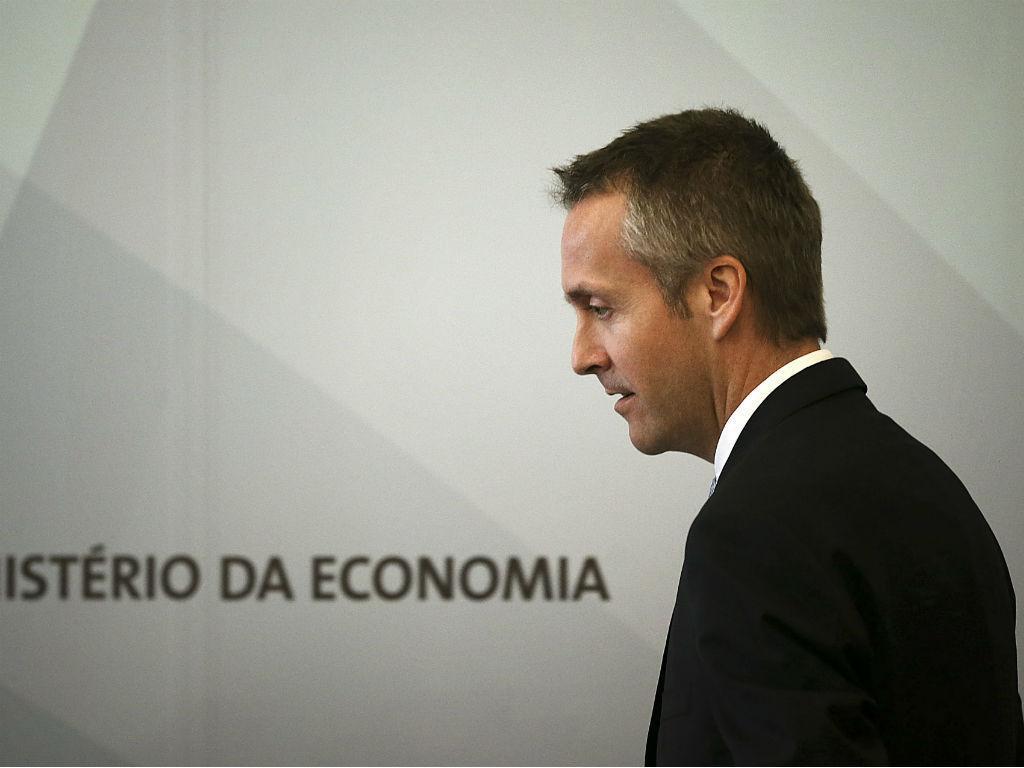 Sérgio Monteiro, secretário de Estado dos Transportes (LUSA)