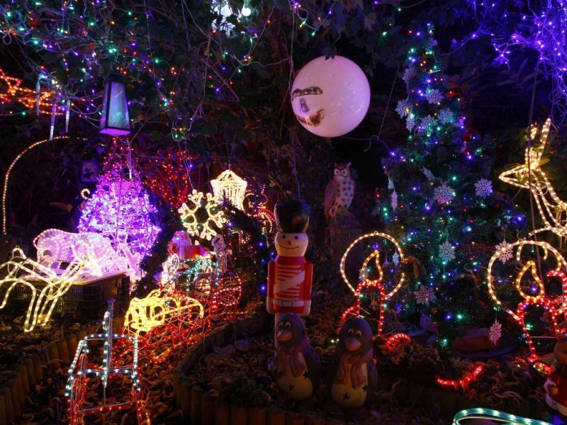 Iluminações de Natal