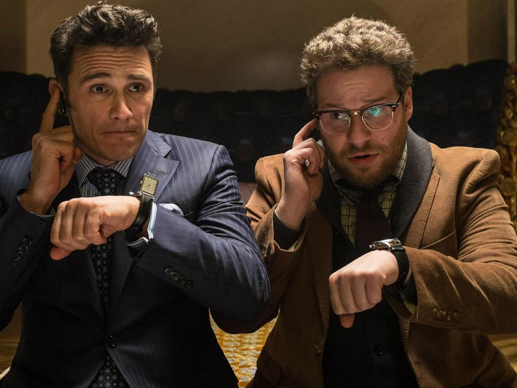 Filme The Interview