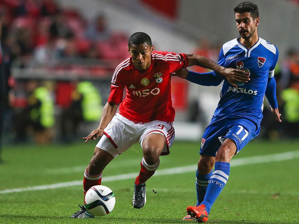 Benfica-Gil Vicente (LUSA/ Mario Cruz)