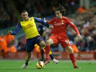Liverpool-Arsenal (REUTERS/ Phil Noble)