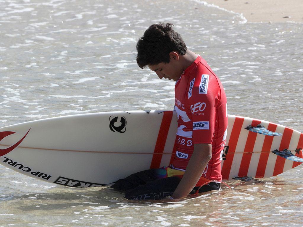 Gabriel Medina (REUTERS/ Sergio Moraes)