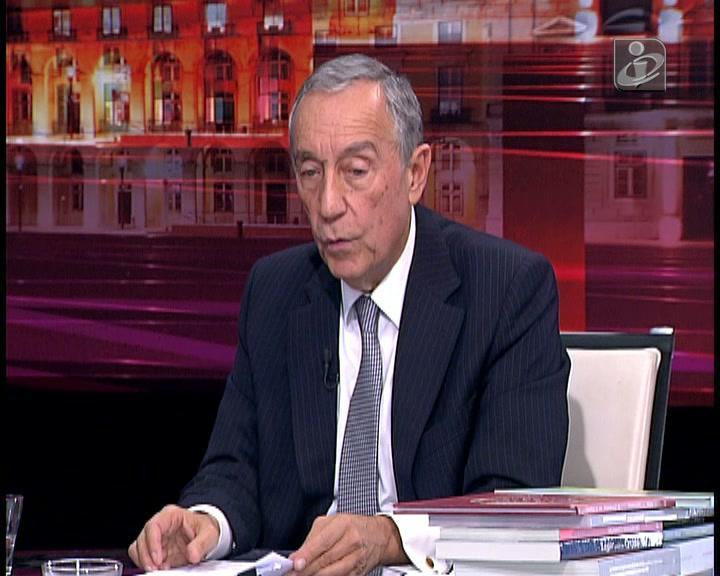As notas de Marcelo Rebelo de Sousa