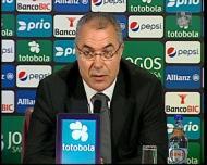 Inácio e a tensão no Sporting: «Não se passa nada, é só poeira»