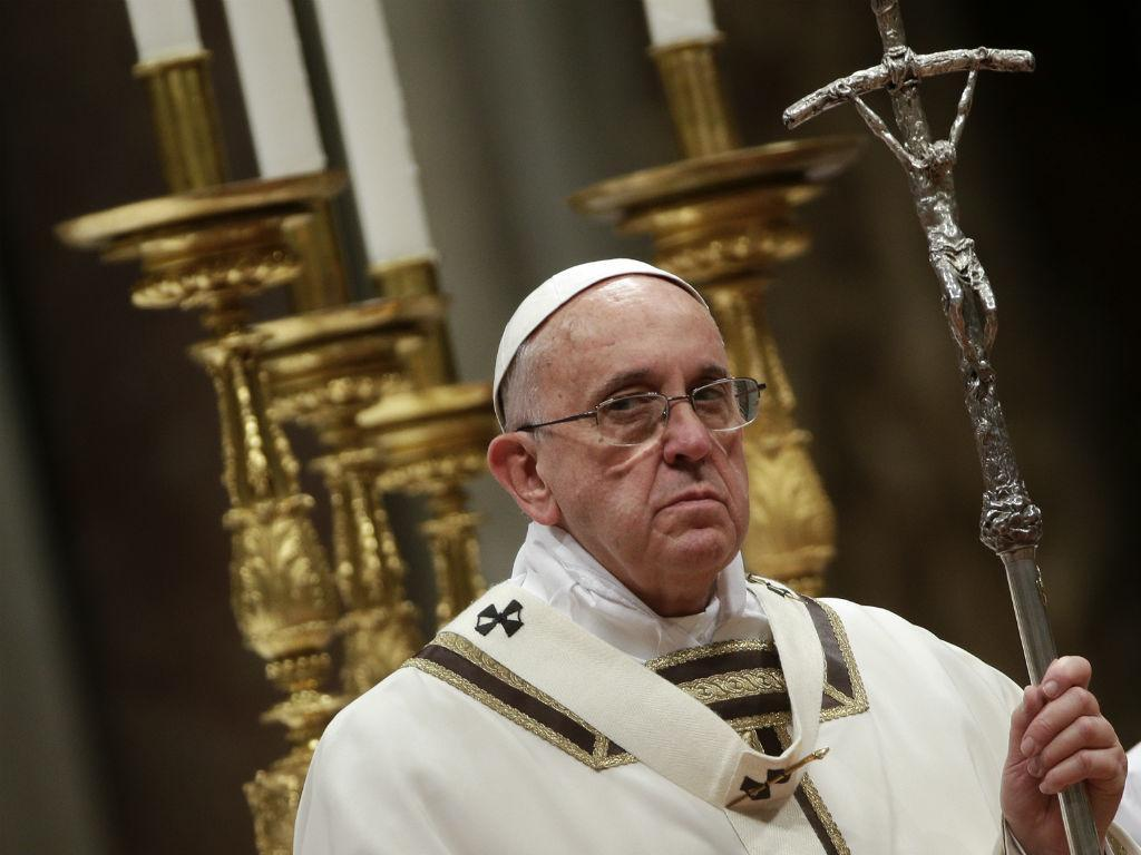 Papa Francisco e o Natal em Roma