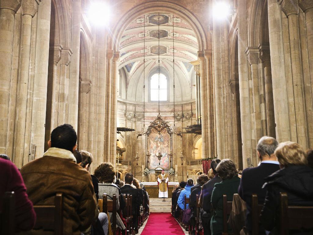Igreja [Foto: Lusa]