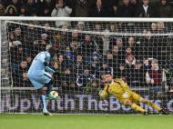 West Bromwich-Manchester City (REUTERS/ Toby Melville)