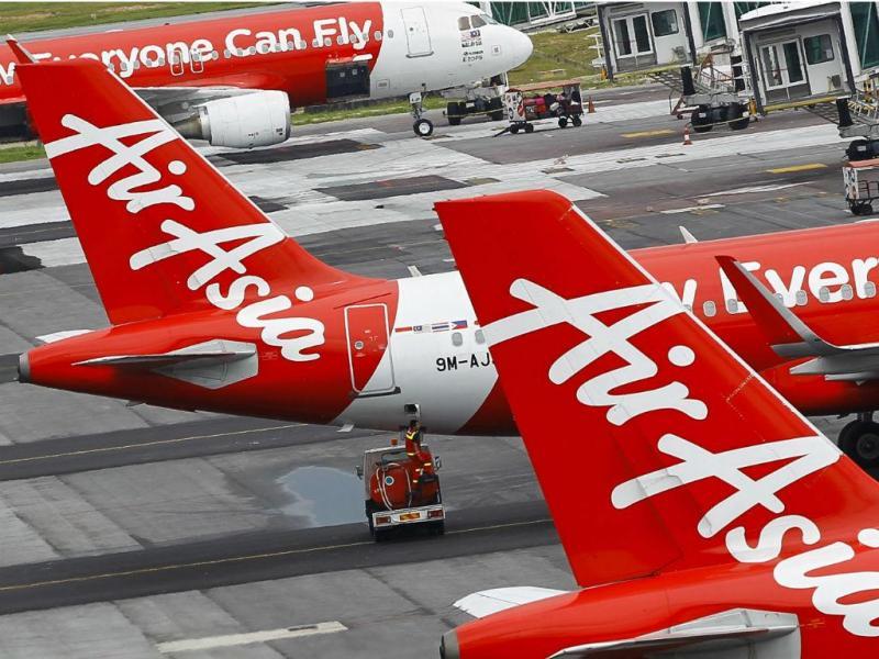 Air Asia (EPA/FAZRY ISMAIL)