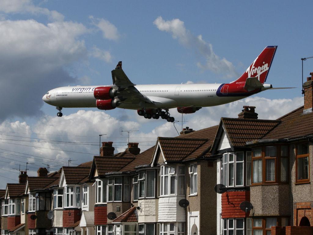 Virgin Atlantic (REUTERS)