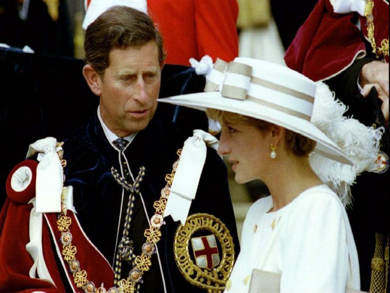 Princesa Diana e Príncipe Carlos (REUTERS)