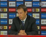 «Maior experiência do Benfica fez a diferença»