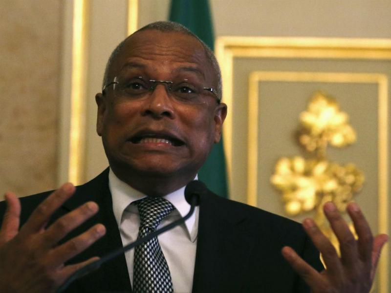 Primeiro-ministro de Cabo Verde, José Maria Neves (REUTERS)