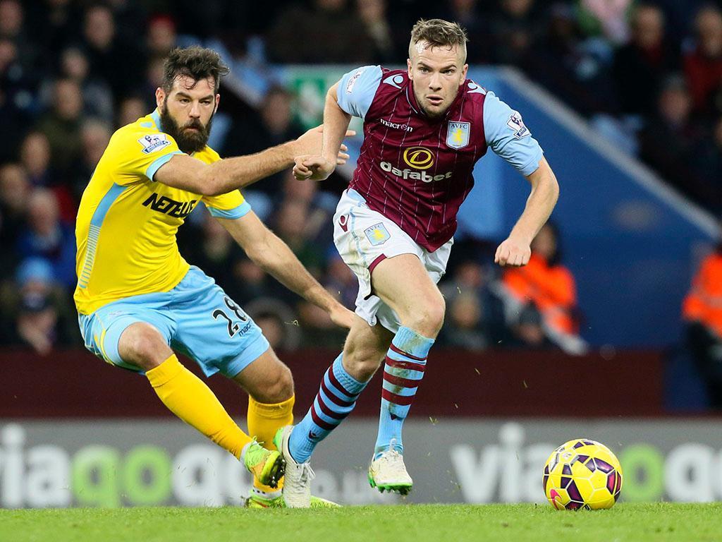 Aston Villa-Crystal Palace (REUTERS/ Paul Hackett)